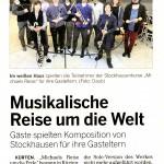 MICHAELs REISE Solisten-Version in Kürten